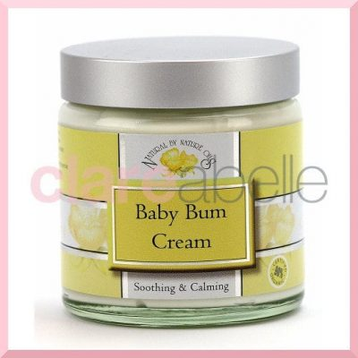 Natural By Nature Oils Baby Bum Cream 100g