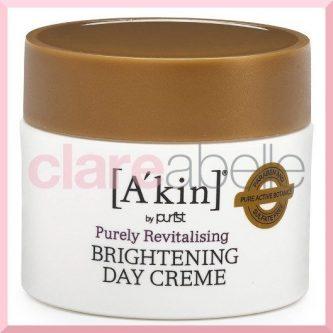 Purely Revitalising Brightening Day Creme