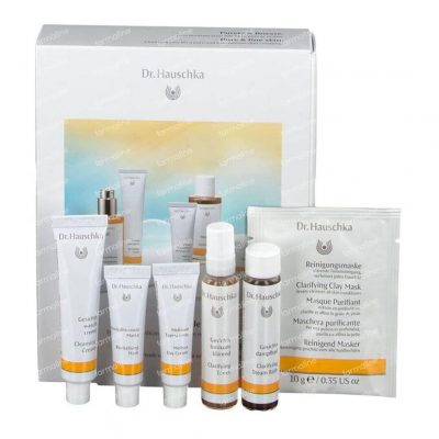 Dr Hauschka Pure & Fine Facial Collection