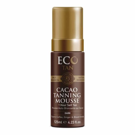 Eco by Sonya Cacao Tanning Mousse 125ml