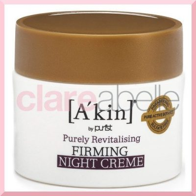 Purely Revitalising Firming Night Creme