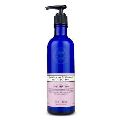 Neal's Yard Remedies Frankincense and Mandarin Body Lotion 200ml