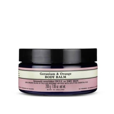 Neal's Yard Remedies Geranium and Orange Body Balm 200g