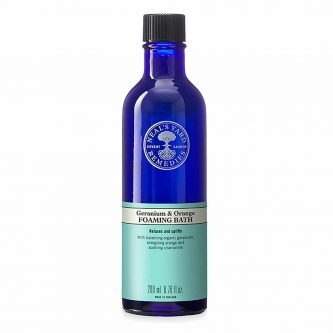 Neal's Yard Remedies Geranium & Orange Foaming Bath 200ml