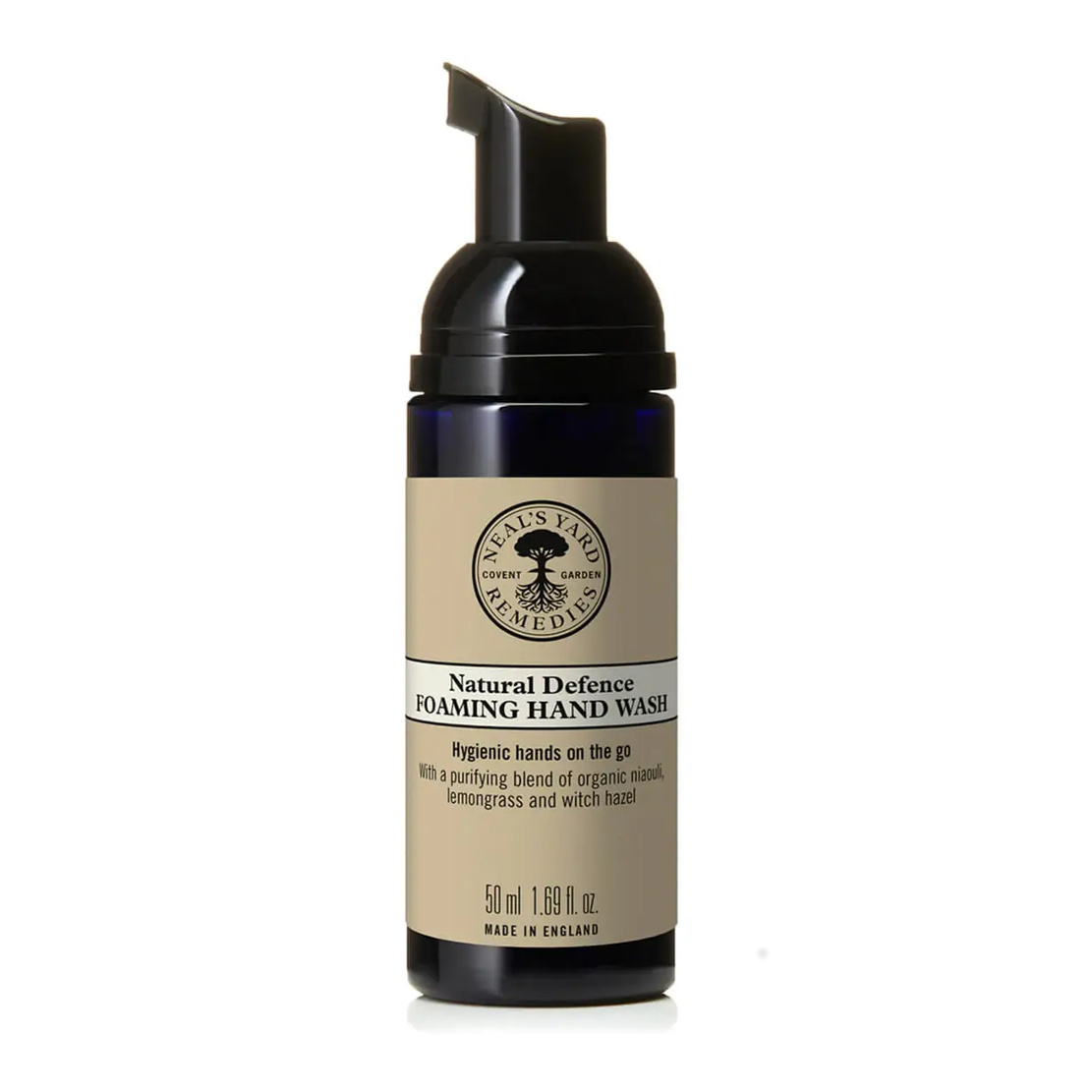 Neal's Yard Remedies Natural Defence Foaming Hand Wash 50ml