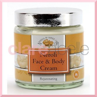 Natural By Nature Oils Neroli Face & Body Cream 100g