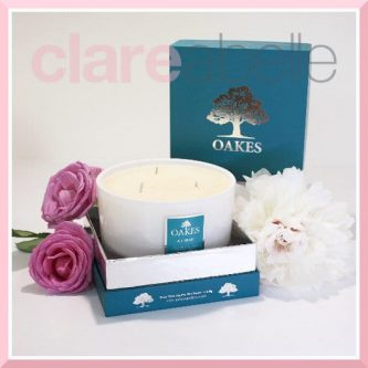 Oakes Candles - Alchemy Three Wick Candle 500g
