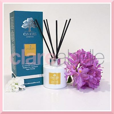 Oakes Candles Ginger & Lemongrass Diffuser 100ml