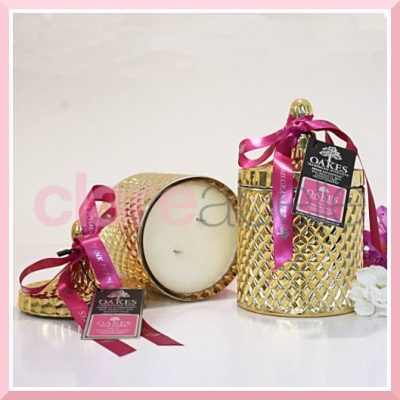 Oakes Candles - Pink Pepper Double Wick Candle 440g