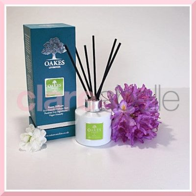 Oakes Candles Pomelo & Basil Diffuser 100ml