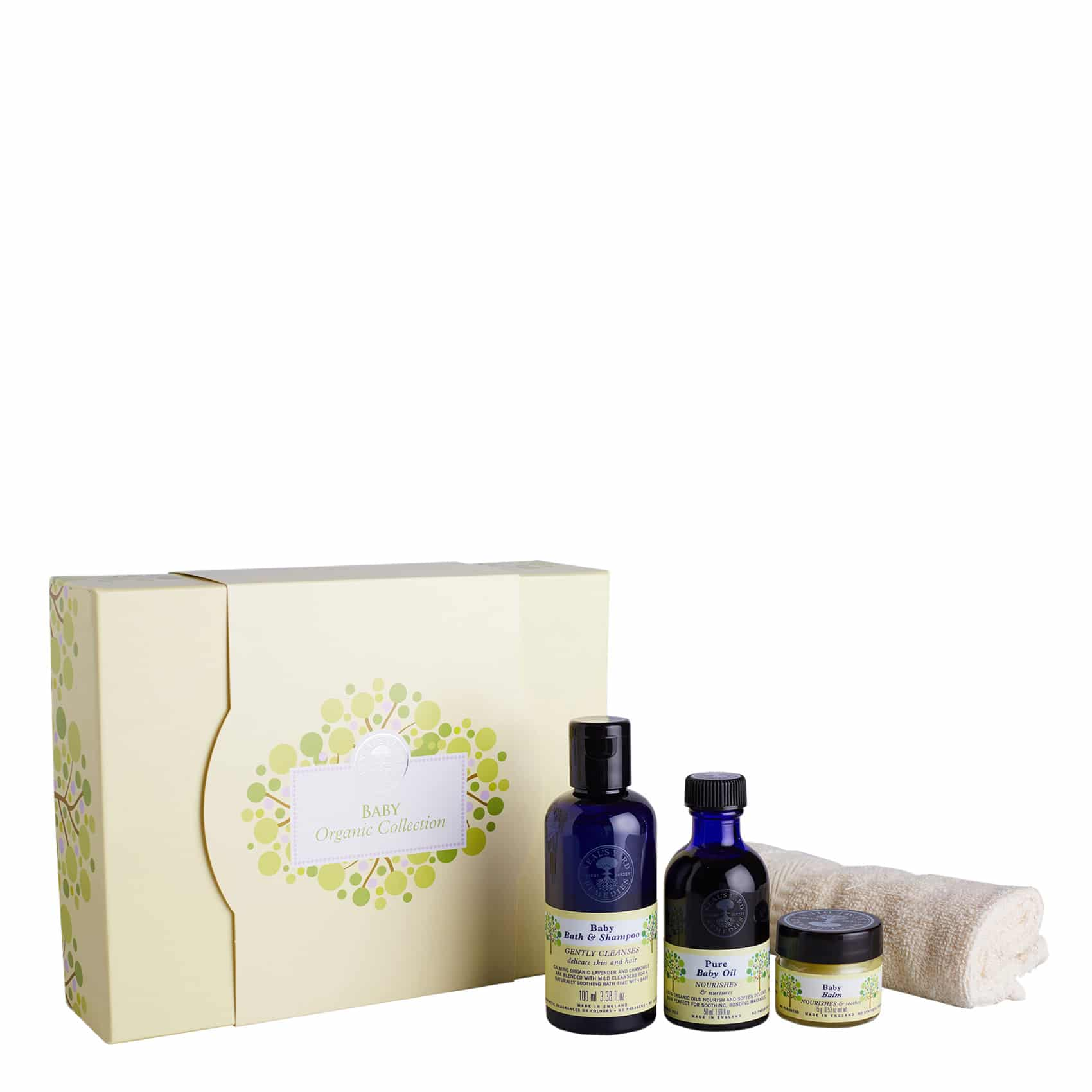 Neal's Yard Remedies Baby Organic Collection Gift Box