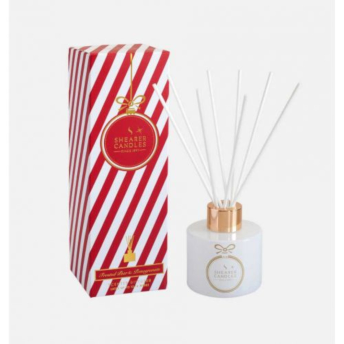 Shearer Frosted Pear and Pomegranate 100ml Diffuser