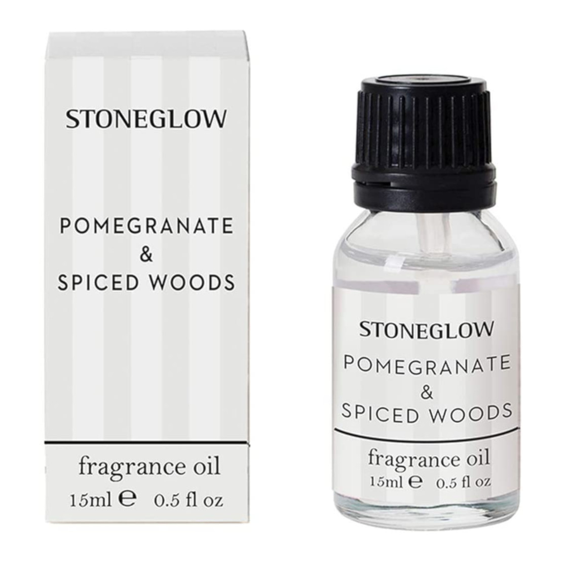 Stoneglow Pomegranate & Spiced Woods Fragrance Oil 15ml