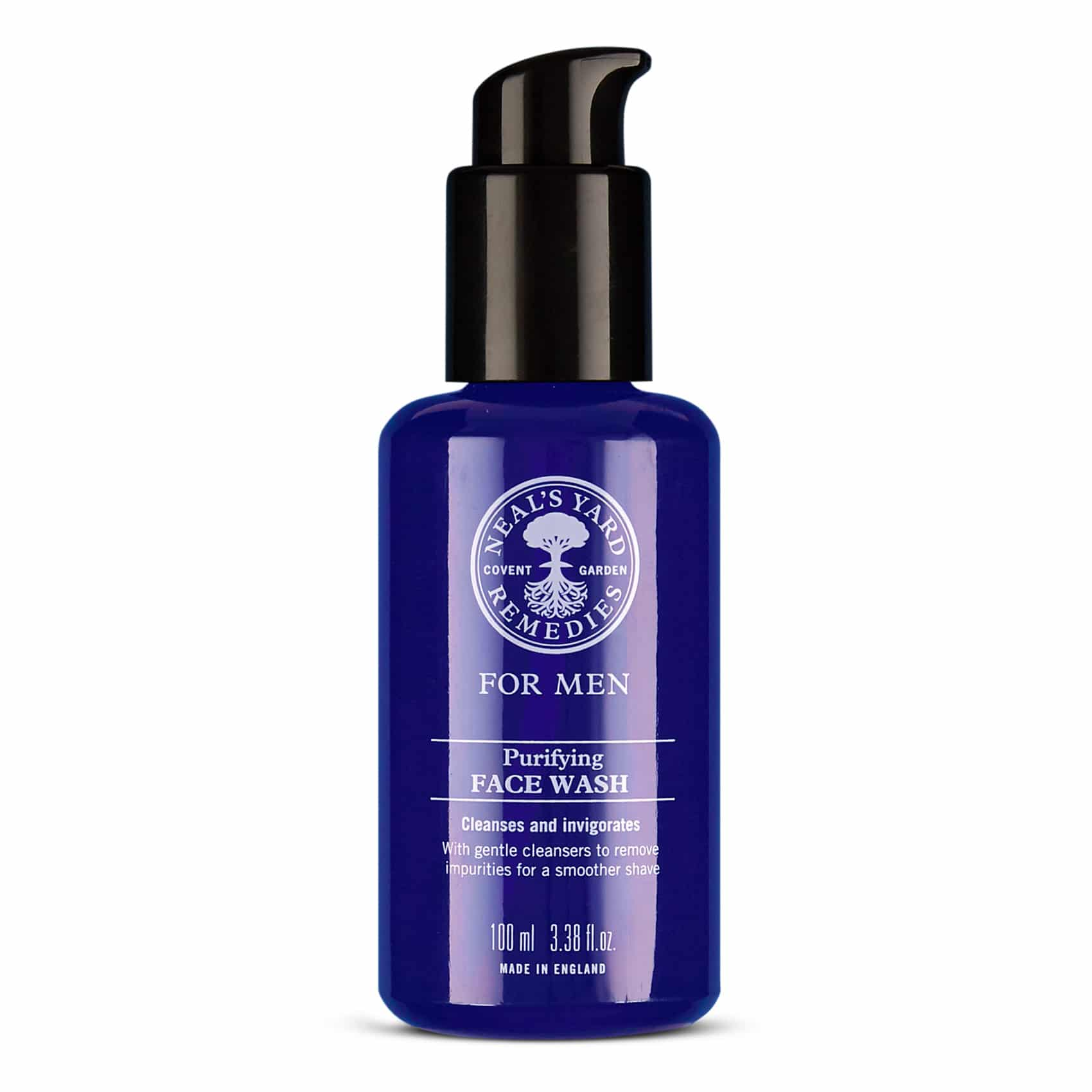 Neal's Yard Remedies For Men Purifying Face Wash 100ml