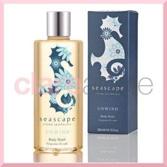 Seascape Unwind Body Wash 300ml