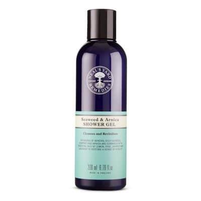 Neal's Yard Remedies Seaweed And Arnica Shower Gel 200ml