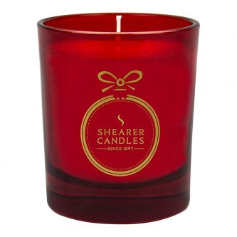 Shearer Red Apple and Cinnamon Candle