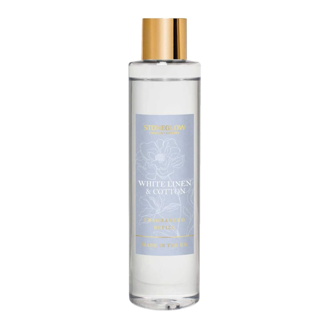 Stoneglow Day Flower White Linen & Cotton Reed Diffuser Refill