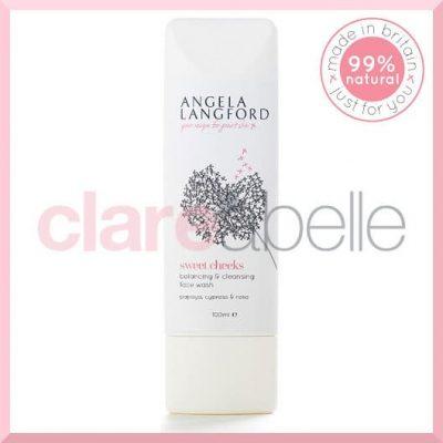 Angela Langford Sweet Cheeks – Natural Cleanser 100ml