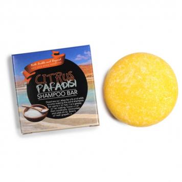 Bath Bubble and Beyond Citrus Paradisi Shampoo Bar