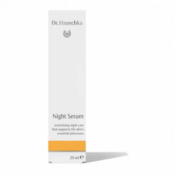 Dr Hauschka Night Serum 20ml