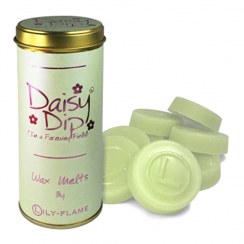 Lily Flame Daisy Dip Wax Melts