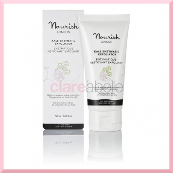 Nourish Kale Enzymatic Exfoliating Cleanser 50ml