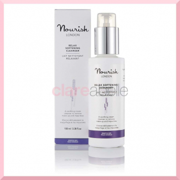 Nourish Relax Softening Cleanser 100ml