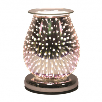 Aroma by Aromatize Shooting Star oval 3D Burner