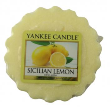 Yankee Candle Sicilian Lemon Wax Tart