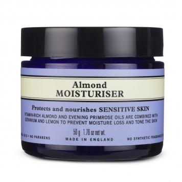 Neal's Yard Remedies Almond Moisturiser 50g