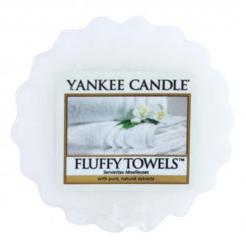 Yankee Candle Fluffy Towels Wax Tart