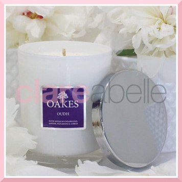 Oakes Candles - Oudh Votive Candle 180g