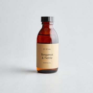 St Eval Bergamot & Nettle Diffuser Refill