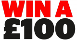 Competition – Win £100