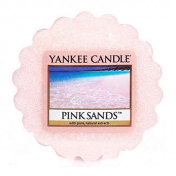 Yankee Candle Pink Sands Wax Tart Melt