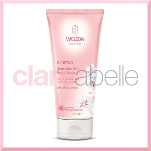Weleda Almond Sensitive Body Wash 200ml