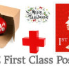 Free First Class Post