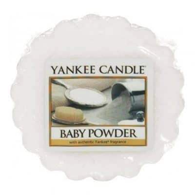 Yankee Candle Baby Powder Wax Tart