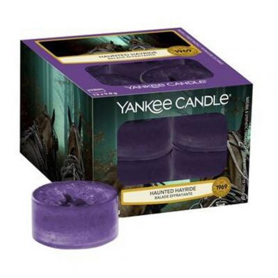 Yankee Candle Haunted Hayride Tea Lights