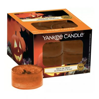 Yankee Candle Trick Or Treat Tea Lights - Pack of 12